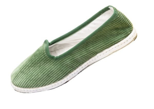 LAC-SLIPPER-MOSS-GREEN-VELVET